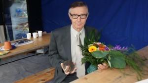 Juuret mitali 2012 lääketieteentohtori Lauri Nuutiselle