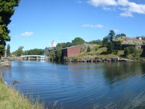 Ainakin kerran kesässä pitäisi käydä Suomenlinnassa...